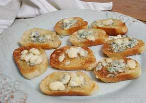 Cheese and Honey Baguettes Recipe