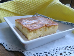 cream cheese pastry bake Recipe