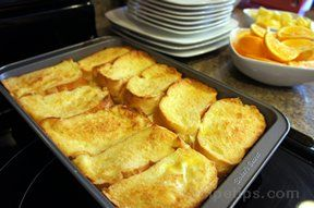crème brulee french toast Recipe