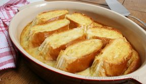 Custard-style French ToastnbspRecipe