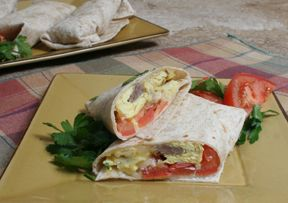 Morning Breakfast Burritos Recipe