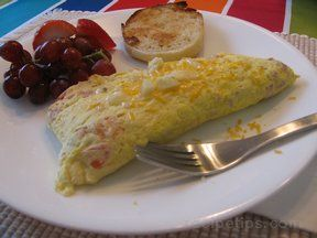 Omelets in a Bag Recipe