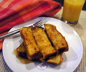 Oven French Toast Sticks