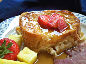 Overnight Stuffed French ToastnbspRecipe