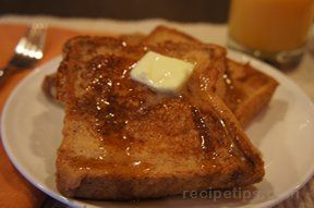 VERY VANILLA FRENCH TOASTnbspRecipe