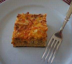 Wake up Breakfast Casserole