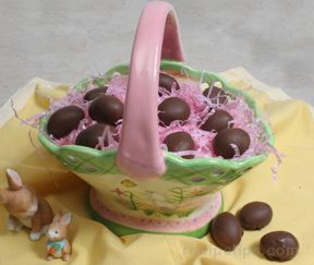 coconut easter eggs Recipe