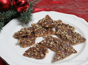 English Toffee Recipe