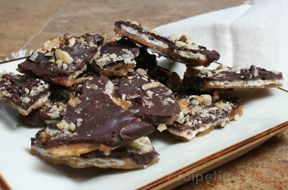 Gluten Free English Toffee Recipe