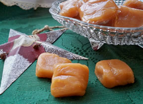 Holiday Caramels Recipe