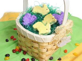 Easter Marshmallow Treats Recipe