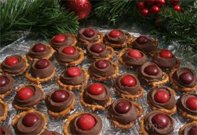 pretzel turtles 4 Recipe