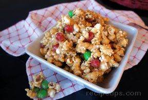 scotcheroo popcorn Recipe