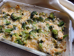 Baked Broccoli Casserole Recipe