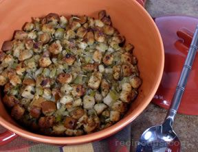 Bread Stuffing Recipe