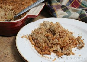 breaded lamb casserole Recipe