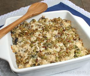 broccoli and rice casserole Recipe