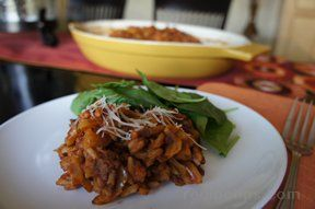 Cabbage Roll Casserole 6