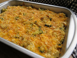 chicken  broccoli quinoa casserole Recipe