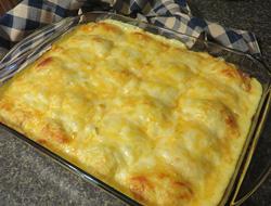 chicken crescent casserole Recipe