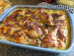 Chicken with Rice Casserole Recipe