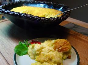 Corn Pudding Recipe