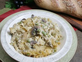 Creamy Chicken Casserole Recipe