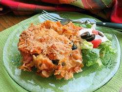 easy mexican chicken casserole Recipe