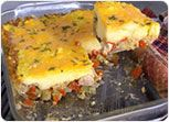 Chicken Corn Bread Bake Recipe