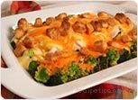 Chicken Divine - Chicken, Rice, and Broccoli Casserole Recipe