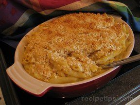 five cheese macaroni and cheese Recipe