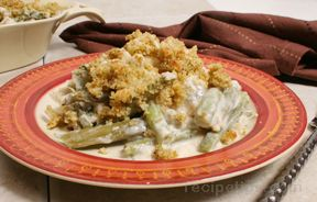 green bean vegetable swiss casserole Recipe