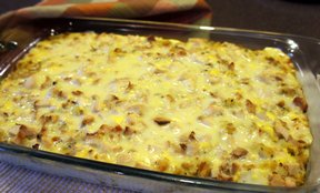 Leftover Thanksgiving Turkey CasserolenbspRecipe