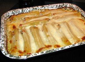 Maniladas with White Cheese  Roasted Tomatillo Sauce