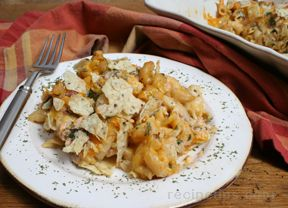 Nacho Macaroni and Cheese