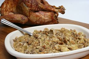 Stuffing with Sausage