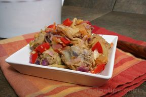 Sausage Cabbage Casserole Recipe