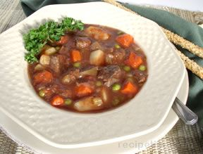 Hearty Vegetable Beef Soup Recipe