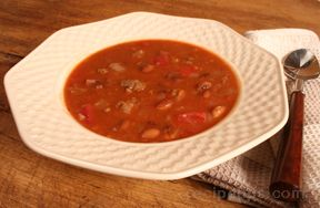 brown bean chowder Recipe