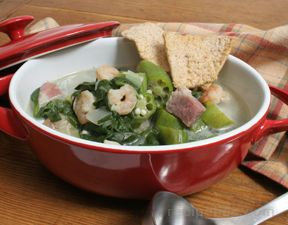 Callaloo Soup Recipe