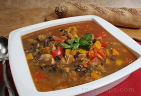 chicken and squash stew Recipe