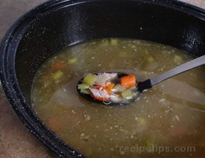 chicken stock Recipe