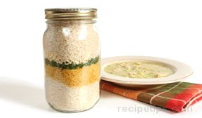 Chicken and White Rice  Soup Mix Recipe
