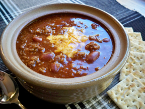 Chili Made Simple Recipe