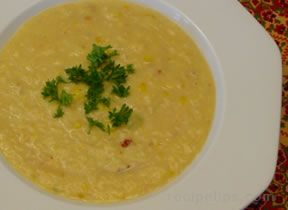 Chipotle Corn Chowder Recipe