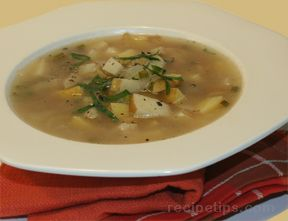 Chunky Potato Soup Recipe