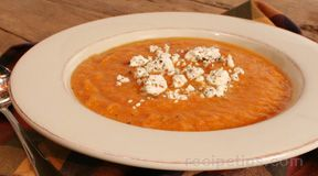 Cold Sweet Potato Soup Recipe