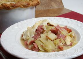 corned beef and cabbage soup Recipe