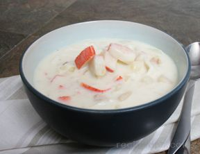 Creamy Crab Stew Recipe