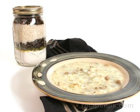 Creamy Wild Rice and Mushroom Soup Mix